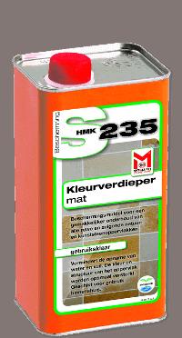 HMK S235 Kleurverdieper - mat