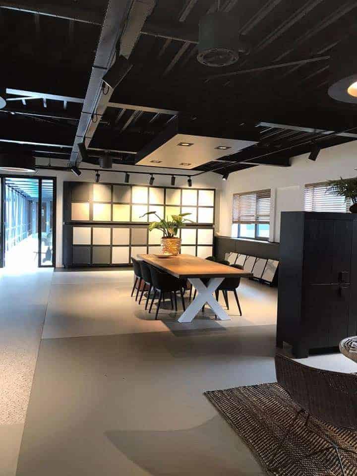 Showroom Terrazzo 8